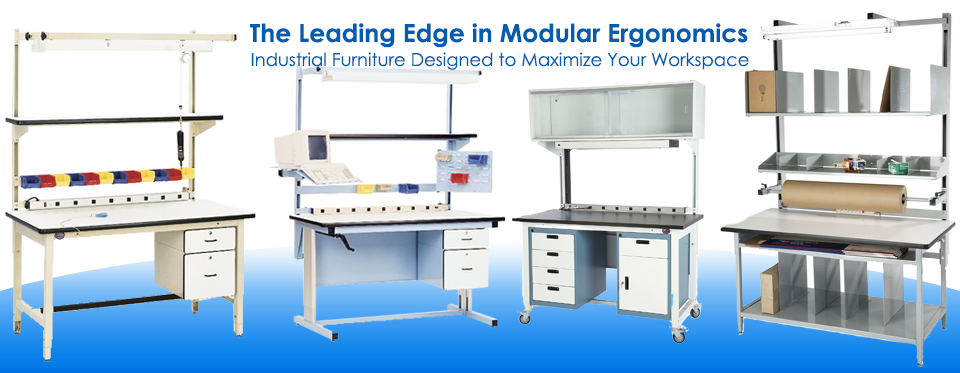 ergonomic and laboratory benches