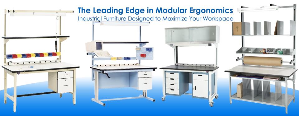 ergonomic and laboratory benches