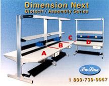 laboratory dimension next