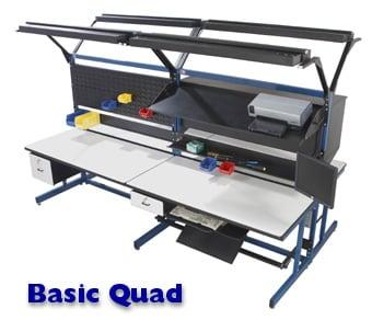Basics Quad work bench