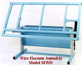 Ergonomic wire harness workbench manual wire harness bench greentooth Images