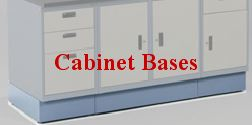 cabinet bases