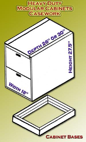 laboratory workbenches casework