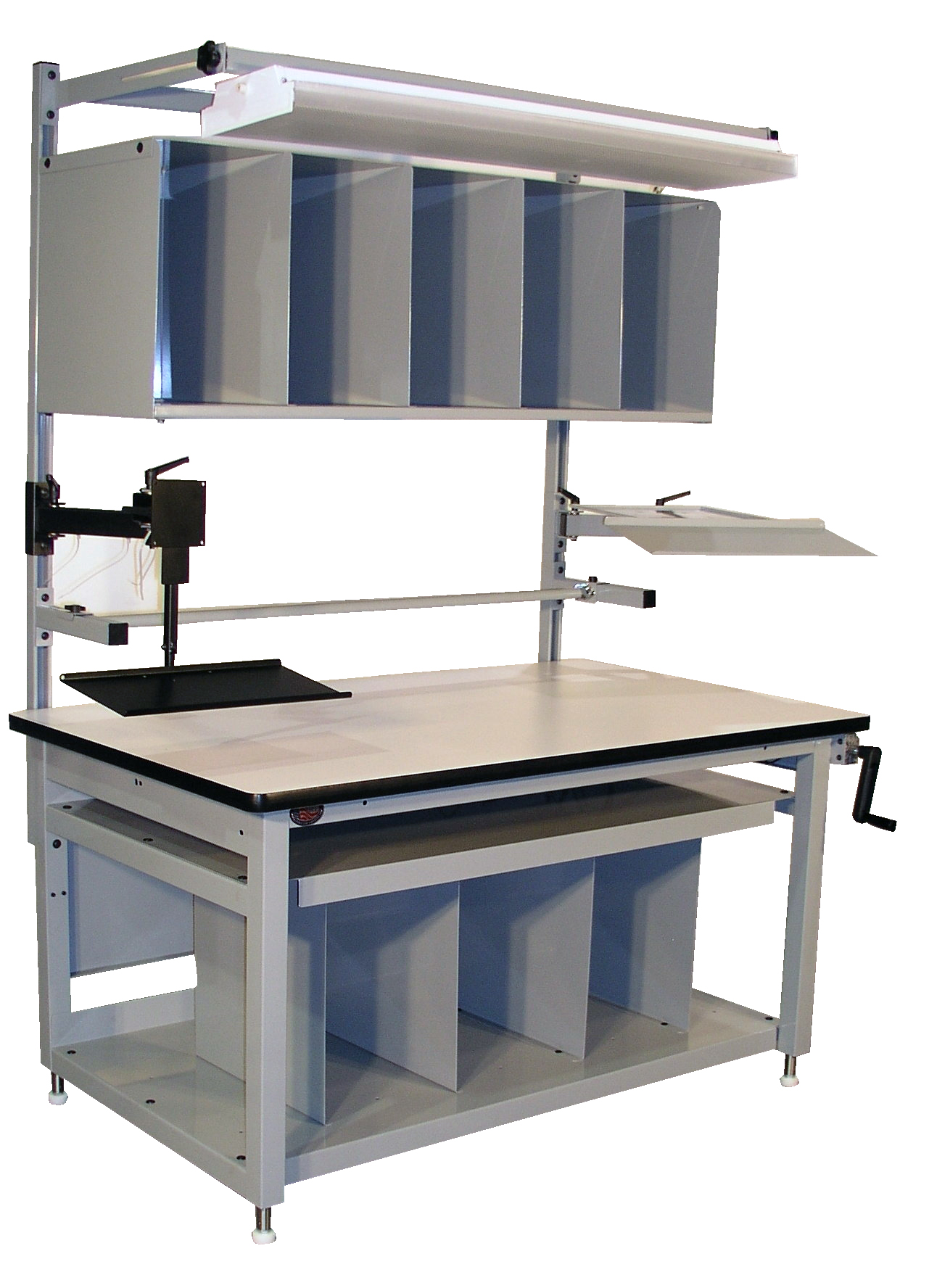Workbenches Idea File Past Orders Wire Harness Tables Heavy Duty Ergoline For Packaging Application