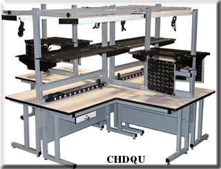 quad work bench