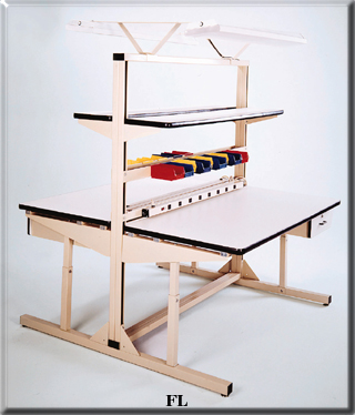 flexline cantilever workbench