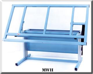 ergonomic manual wire harness work bench