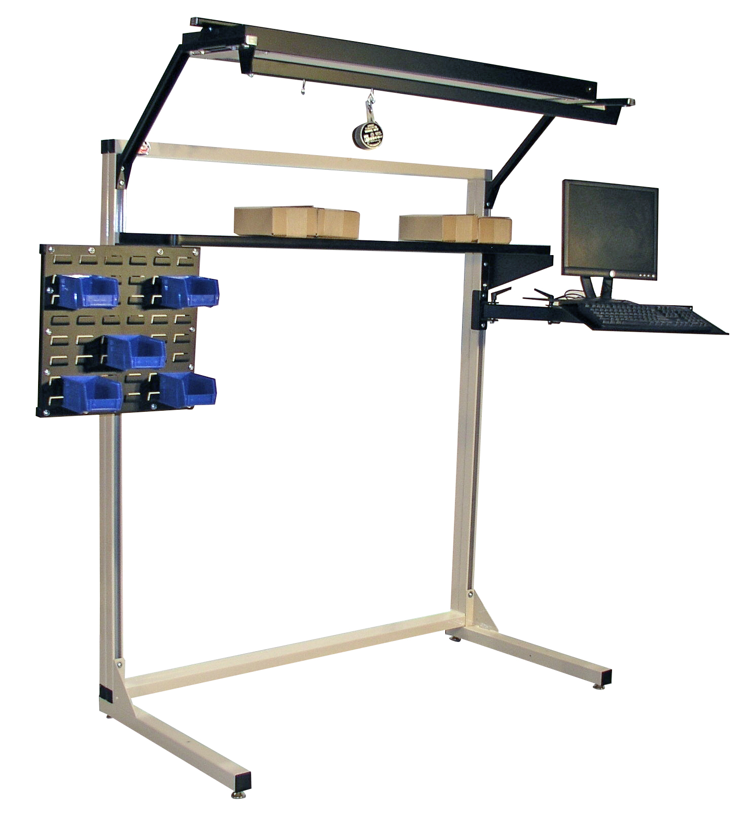 Proline Previous Orders Idea File Wire Harness Embly Workbench Open Frame 60 Wide X 66 High