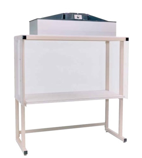 model-crmvsii-clean-room-millennium-lab-workbench