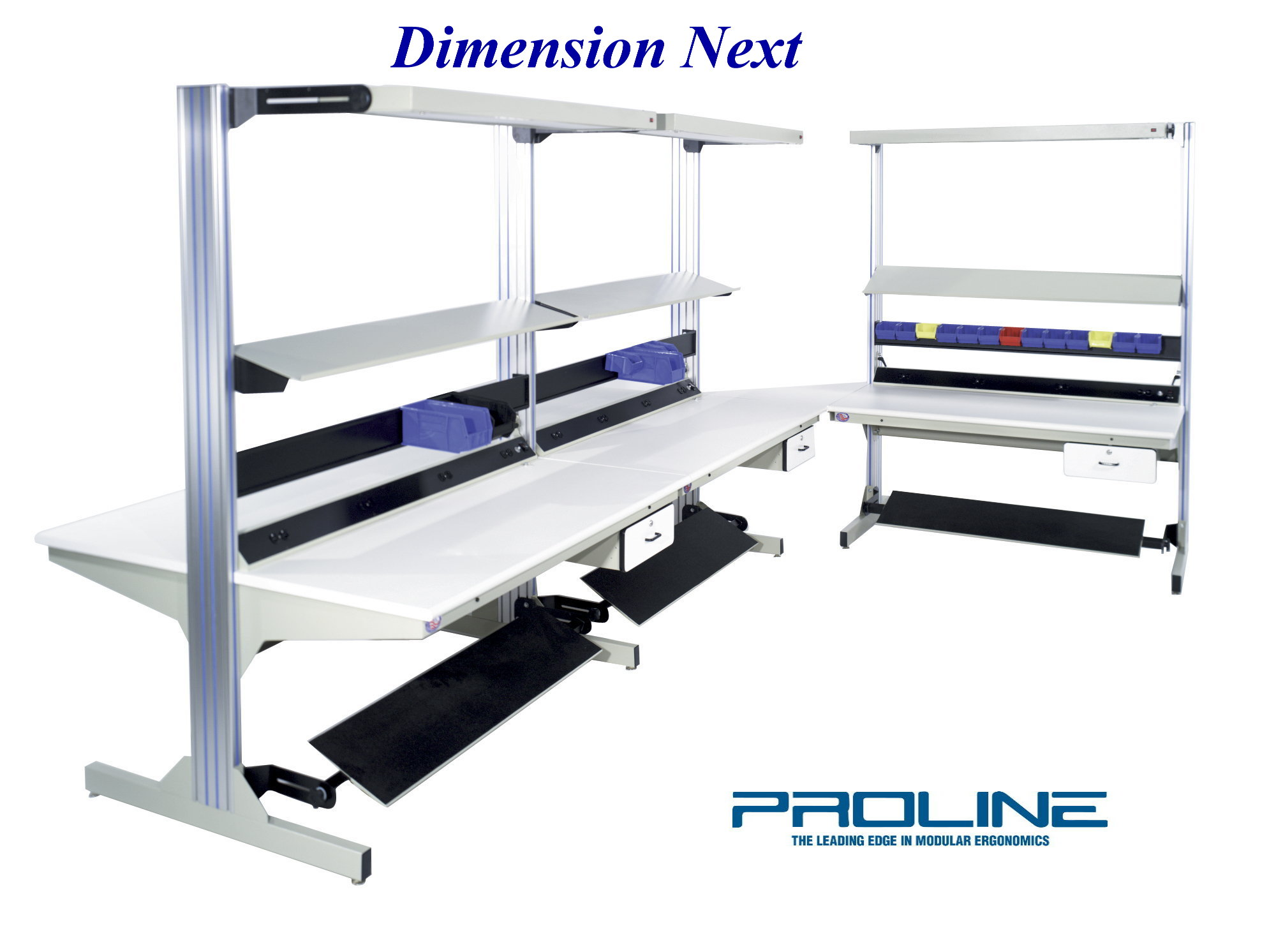 Cantilever Work Bench / ESD workbenches