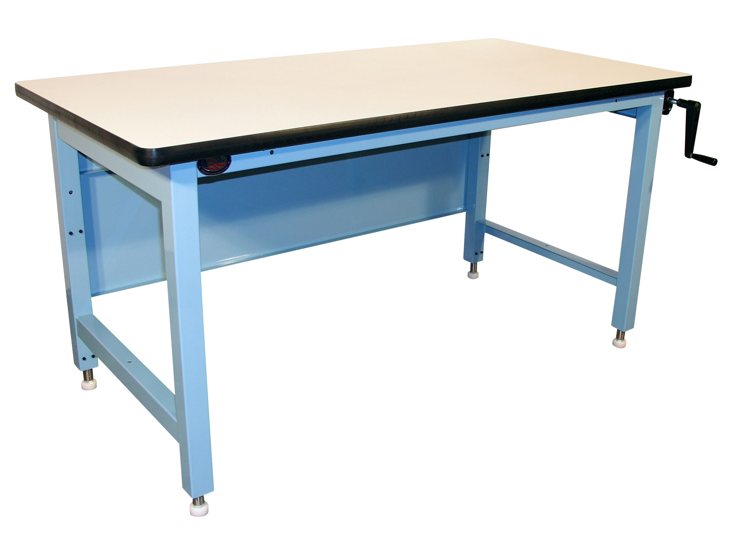 Heavy Duty Height Adjustable Workbench