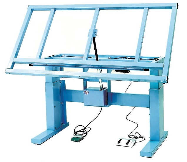wire-harnesses bench electric adjustable bench