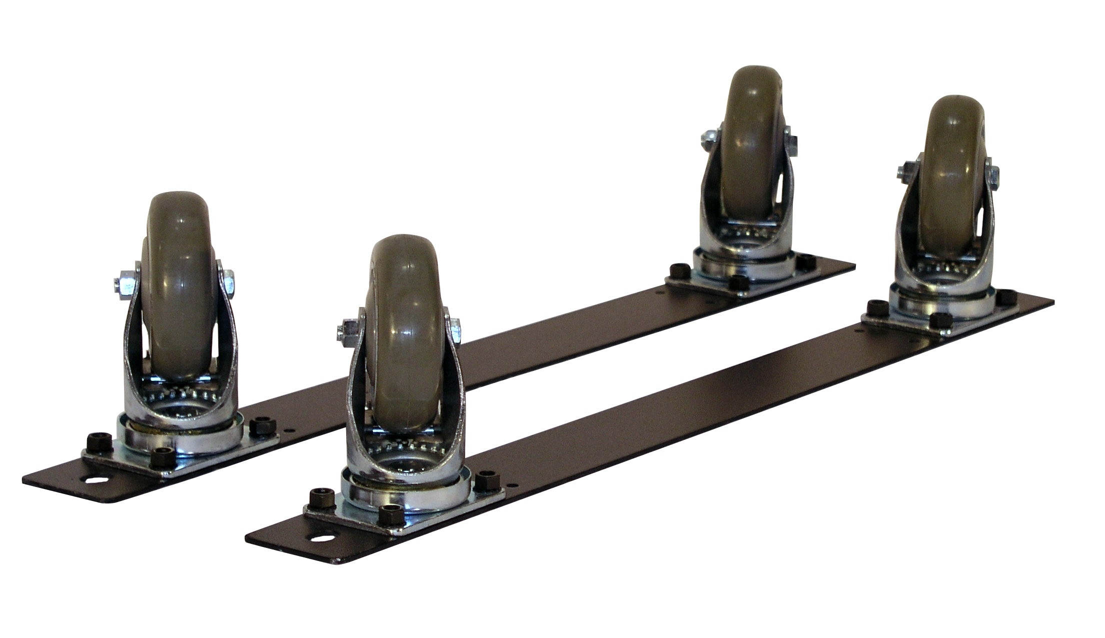 caster kit for cantilever work benches