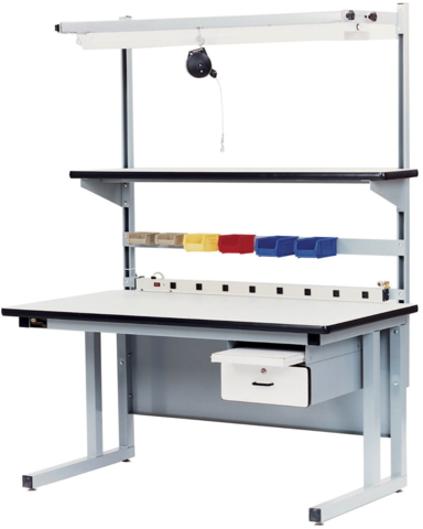 model-chd-cantilever-heavy-duty workbench