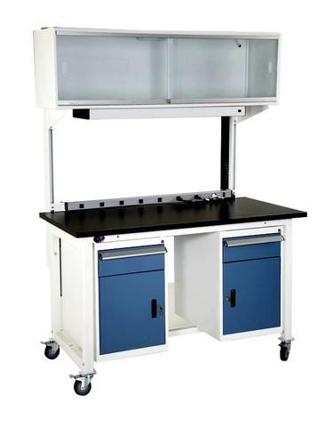 model-lhd-lab-heavy-duty-workbench / mobile lab bench