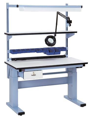 model-mvsii-millenium-electric-height-adjustable-ergonomic-workbench