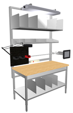 Build a Pack Workbench