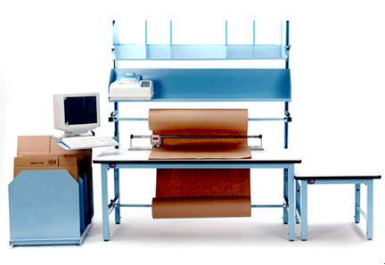 model packing workbench