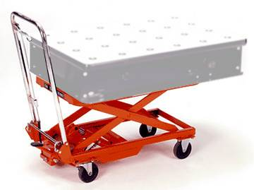 scissor lifts mobile hydraulic